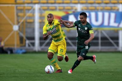 Bucaramanga obtuvo un valioso empate ante La Equidad