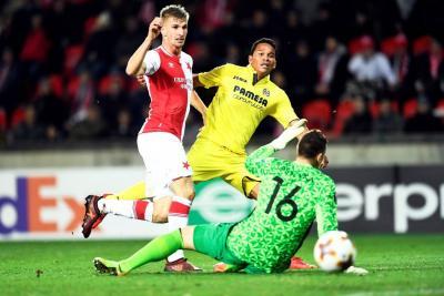 Clasificaron Lazio, Arsenal, Zenit y Dínamo de Kiev