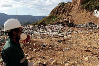 Alcalde de Bucaramanga anunció que se frustró el proyecto para convertir basuras en energía