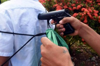 Ladrones tiene atemorizados a estudiantes en Santander