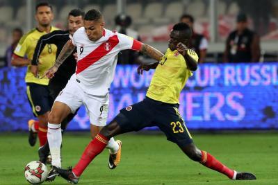 Fifa suspendió  a Paolo Guerrero