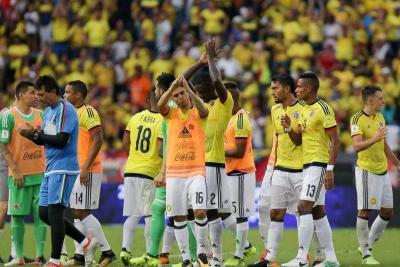 Sin Falcao y David Ospina, Colombia jugará amistosos en Asia