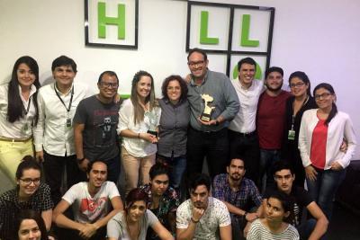 Santander gana dos premios  internacionales de publicidad