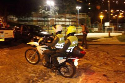Mujer embarazada fue atacada con un cuchillo en Bucaramanga