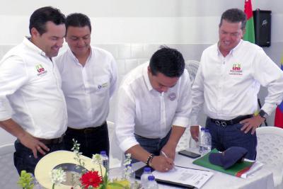 Cuatro importantes obras se desarrollarán en San Gil