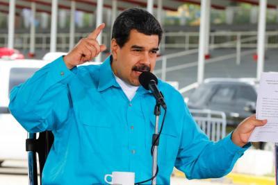"""Cerrará medios """"que fomenten el odio"""" en Venezuela"""