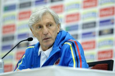 """La idea es que Colombia juegue su fútbol habitual"": Pékerman"