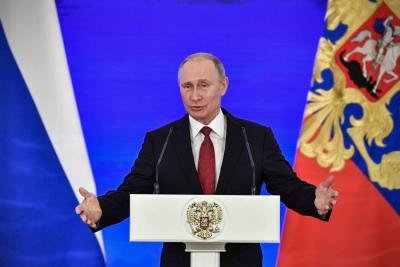 Putin denuncia intentos de EEUU de influir en las presidenciales rusas