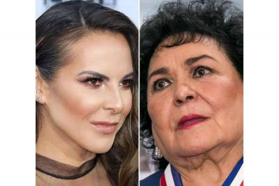 Carmen Salinas arremete contra Kate del Castillo