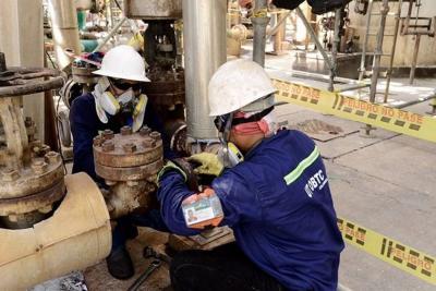 Producción industrial bajó 1,9% durante septiembre