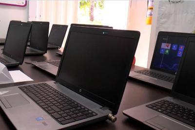 Recuperan computadores hurtados en el Punto Vive Digital de Yondó