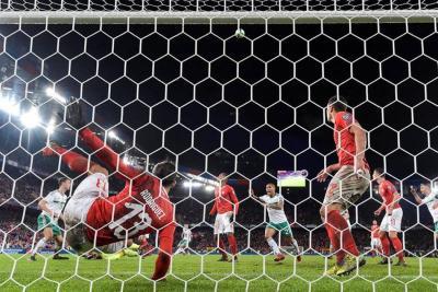 Croacia y Suiza aseguraron su cupo al Mundial de Rusia 2018