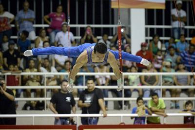 Colombia comanda los Juegos Bolivarianos