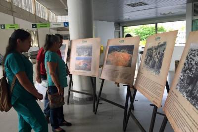 Exposición fotográfica se 'toma' Metrolínea
