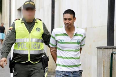 Atacó a su pareja con machete en Bucaramanga y fue enviado a prisión