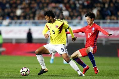 Selección Colombia ahora buscará mejorar ante China
