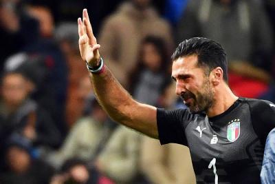 Las lágrimas de Buffon conmueven al mundo del fútbol