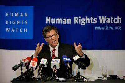 HRW pide al Gobierno que no ascienda a militares involucrados en 'falsos positivos'