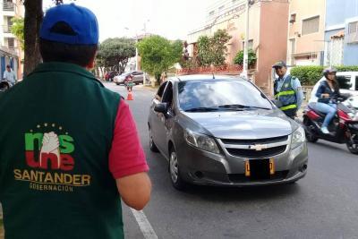 Impuesto vehicular: hay 113 mil embargos en curso en Santander