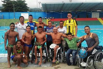 Fuerte crítica del medallista paralímpico a política deportiva en Bucaramanga