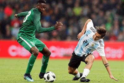Argentina muestra su peor cara y cae goleada con Nigeria