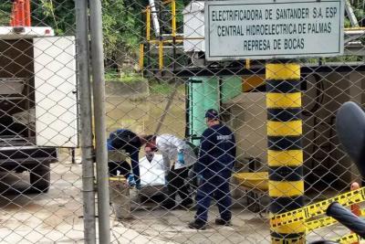 Hallaron cuerpo del niño de 5 años que cayó a río Suratá