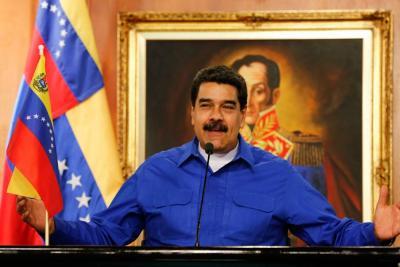 """""""Trágate tus medicinas y tu cocaína"""", le dijo Maduro a Santos"""