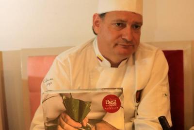 Carlos Gaviria, el chef colombiano que ganó el Oscar de la gastronomía