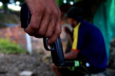 Pistoleros sembraron miedo en barrio Ramaral de Barrancabermeja