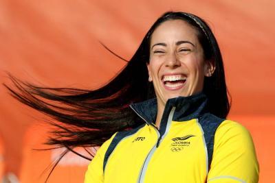Mariana Pajón: Del BMX y la pista, a manejar un bus