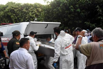 Joven hincha del Santa Fe fue asesinado en Barrancabermeja