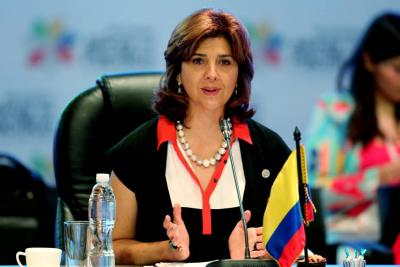 Canciller Holguín se reunirá con el secretario de Estado de EE. UU.