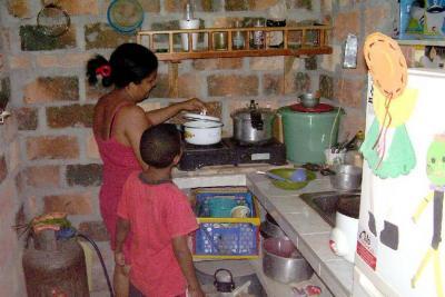 81 familias recibirán mejoras en sus viviendas