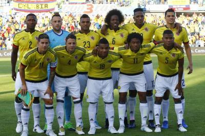 Selección Colombia sigue por fuera del top 10 de la Fifa