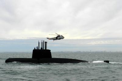 """Sigue la incertidumbre: submarino argentino sufrió una """"explosión"""""""