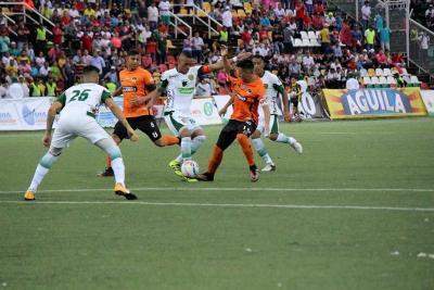 Leones venció 4-1 a Llaneros y se adelanta en la final del Torneo Águila II