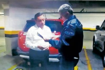 Fiscalía capturó a exalcalde de Bucaramanga Luis Francisco Bohórquez por corrupción