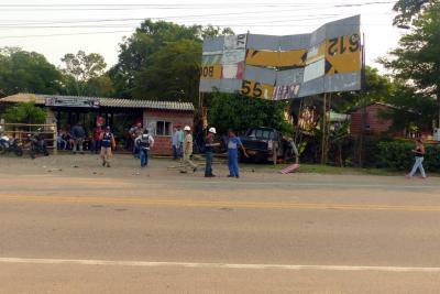 Motociclista murió tras chocar con una camioneta en Barrancabermeja