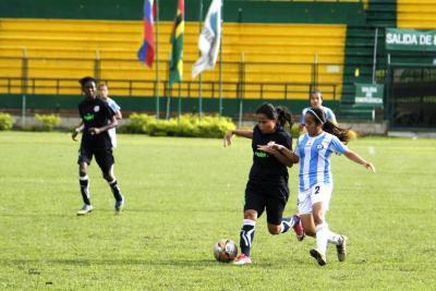 Real Santander, por un lugar en la final nacional de fútbol femenino
