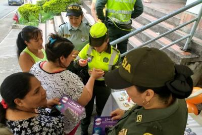 Línea 155 habilitada para atender a mujeres víctimas de violencia en Bucaramanga