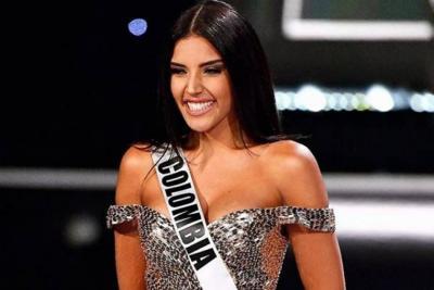 Miss Colombia es virreina universal de la belleza
