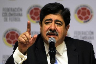Luis Bedoya aceptó que recibió sobornos durante su presidencia en la FCF