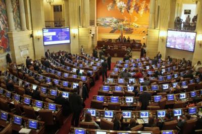 Farc piden al Congreso no aprobar la reforma política