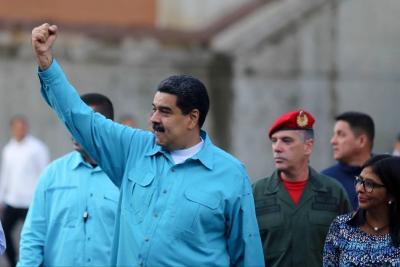 """Parlamento venezolano """"es un cadáver insepulto"""": Maduro"""
