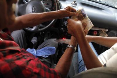Un taxista en Bucaramanga perdió parte de la oreja al resistirse a un hurto