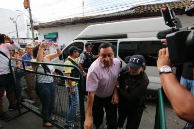 Amenazan a fiscal que lleva el caso contra 'Lucho' Bohórquez