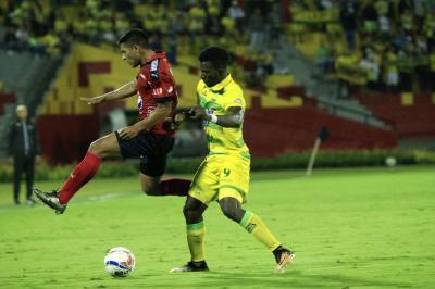 Atlético Bucaramanga espera tener el plantel completo en enero