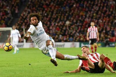 Real Madrid igualó con el Bilbao y no pudo acercarse al Barcelona