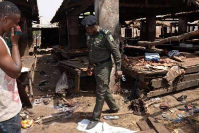 Atentado suicida en mercado nigeriano provocó 13 muertos