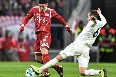 El Bayern Múnich celebró y se distanció del Leipzig